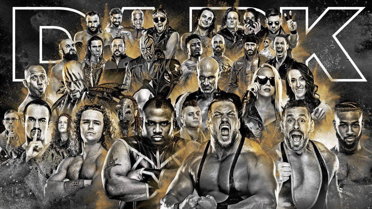 AEW Dark results: Best Friends vs. Angels & Dean, nine more matches dlvr.it/RXQL4z
