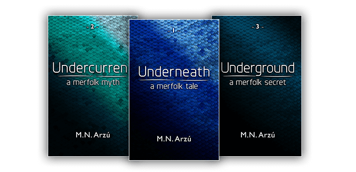 Looking for an adventure full of merfolk hiding in plain sight? Dive into The Under Series and discover what happens when a merman washes on a beach in Maine, capturing the world's unwanted attention 🧜♂️    #mermay #mermay2020 #merfolk #mermaid #UrbanFantasy