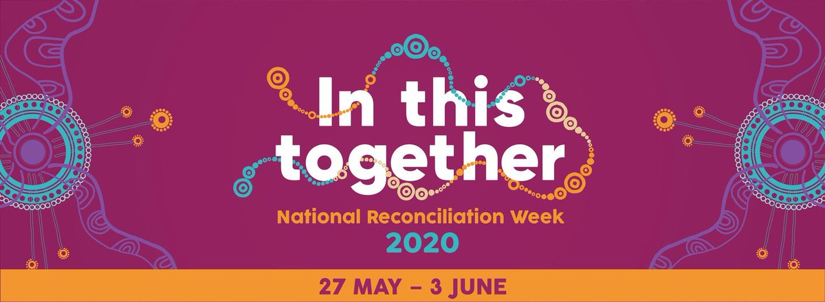 Today is the first day of  #ReconciliationWeek. I acknowledge that I teach, play, learn and live on Wurundjeri land. I will always strive to teach our youngest children about our Aboriginal history so they can help lead change in their futures. #InThisTogether https://t.co/ikPT6TVAq5