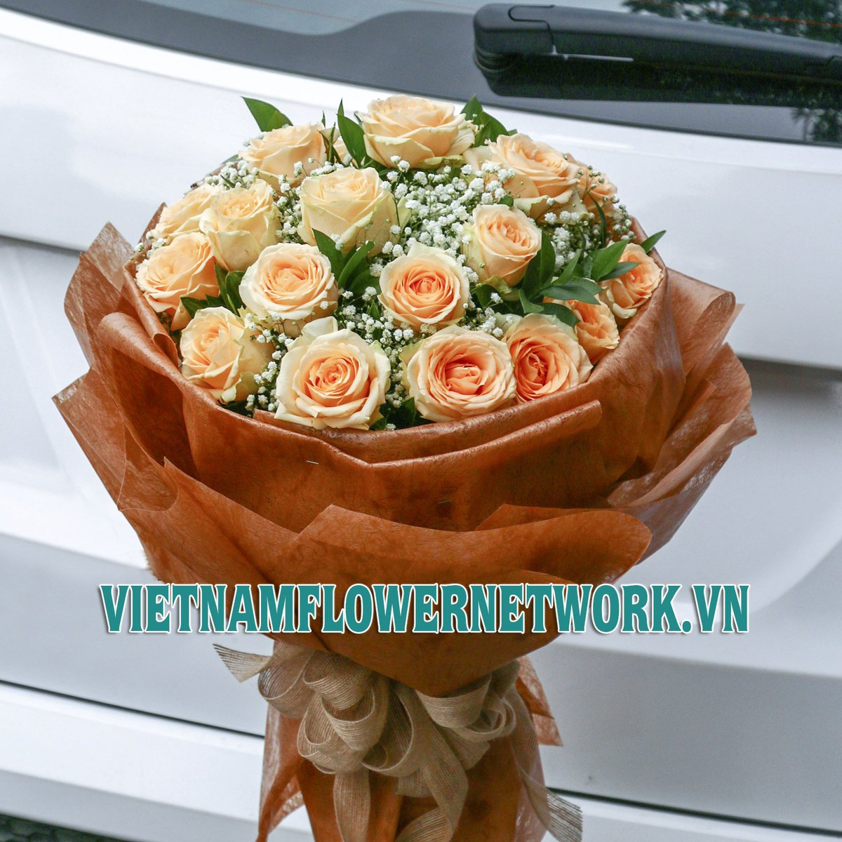 Yellow cream roses bouquet free delivery in Vietnam  Vietnam Flower Network 📲 +84973535559( call/ mess) 📩 sales@vietnamflowernetwork.vn 💐  #vietnamflowernetwork #vietnamflowers #flowerstovietnam #flowers #florist #vietnam #yellowcreamroses #bouquet