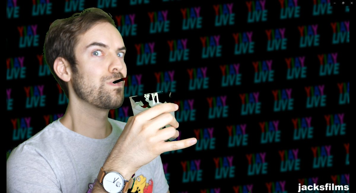 Currently live, playing the best game youve never heard of! twitch.tv/jacksfilms