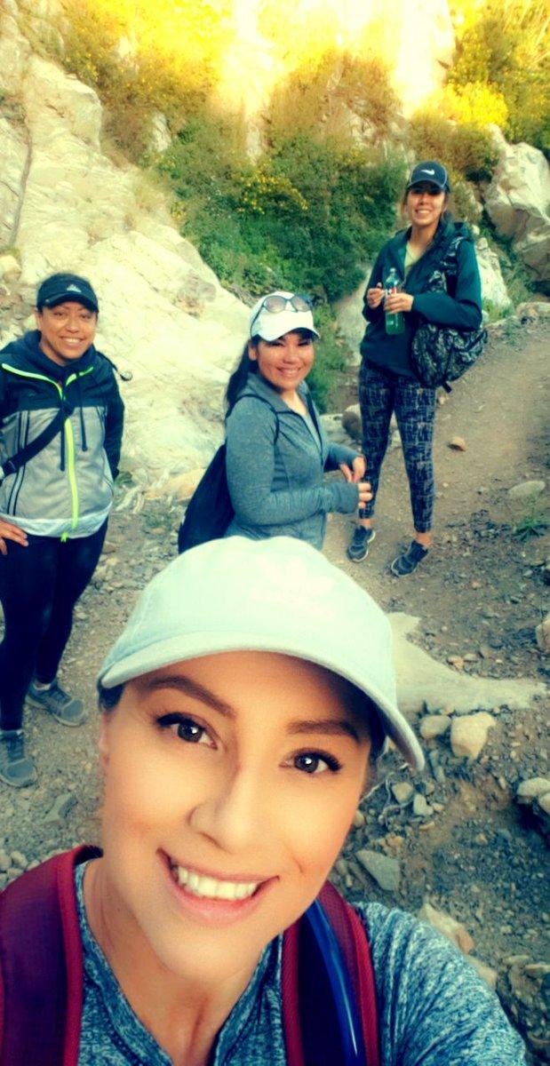 Amazing 8 Mile Hike  San Ysidro Trail all to our selves!  Gorgeous Views #hiking #hikingadventures #healthymindpic.twitter.com/Epsb6td8zq