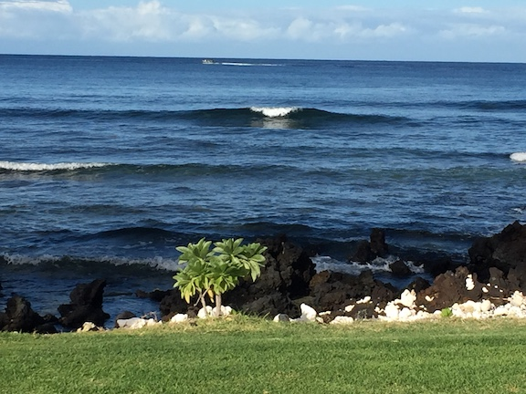 A seascape to rest your eyes upon. Taken on the Kona Coast HI a few years ago. #Hawaii pic.twitter.com/nPNbwsTxWg