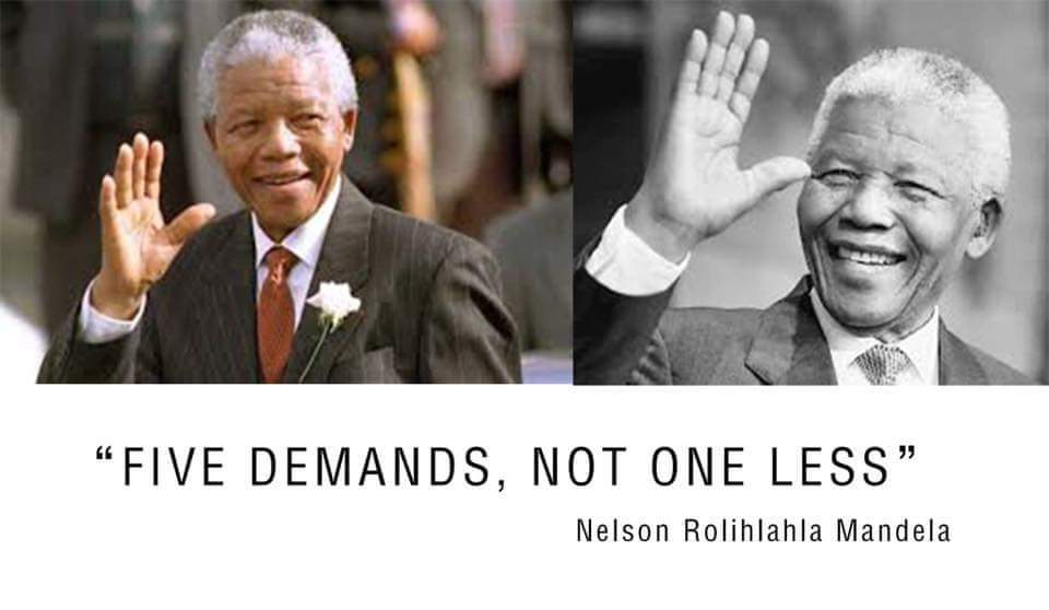 #5DemandsNot1Less  #FightForFreedomStandWithHongKong  #光復香港時代革命  #五大訴求缺一不可  I just remember this... #Mandelapic.twitter.com/mlKuZLPqtt