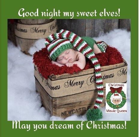 Good night and sweet dreams #Christmas #goodnightpic.twitter.com/0tmBGLadQz