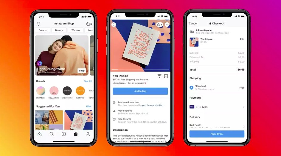 Instagram's new shopping tab makes impulse buys even more