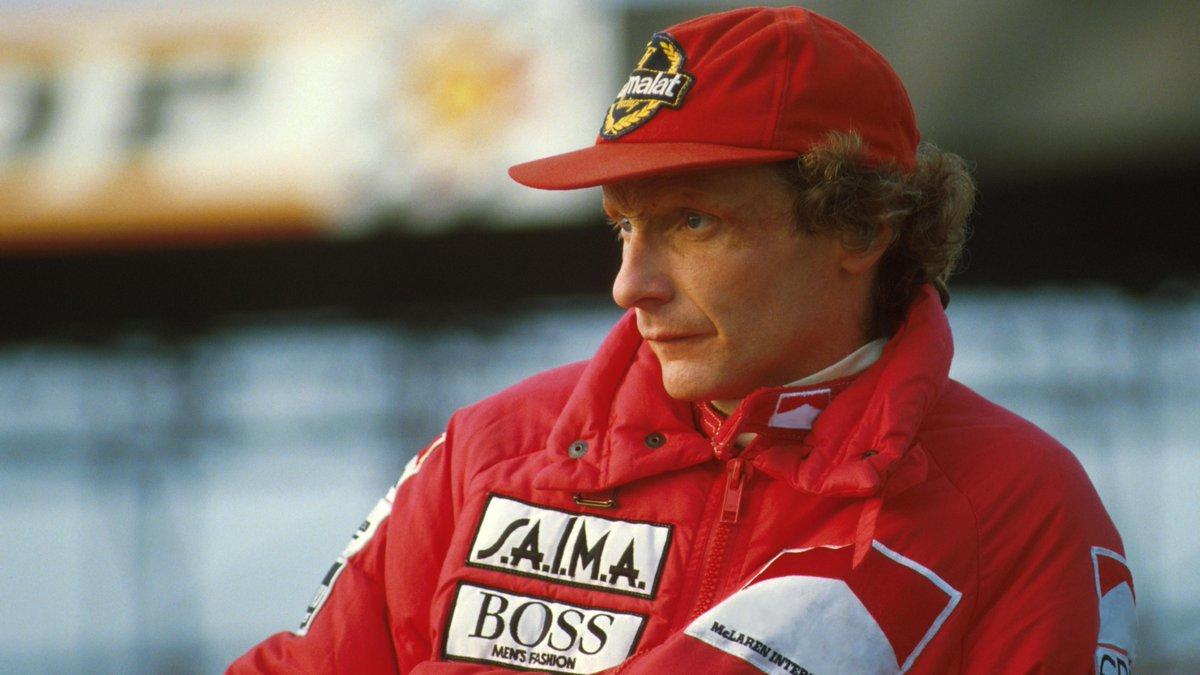 Remembering our friend, colleague and 1984 World Champion, Niki Lauda.   1949 - 2019 ❤️ https://t.co/bbSYlK57ET