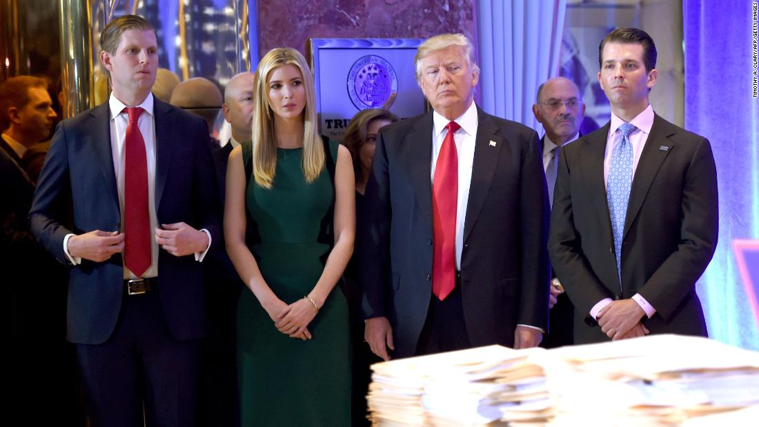 Judge allows a fraud suit accusing President Trump, his three eldest children and his company of collaborating with a fraudulent marketing scheme to prey on investors to proceed cnn.it/3bOb5Nz