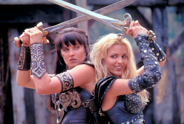 HELLO SCOOBIES! Details have been posted for this Saturdays all-patron XENA HANG/GROUPWATCH with me, Jenny, the MOST ORGANIZED COHOST OF THE POD!! You can find them here: patreon.com/posts/xena-and…