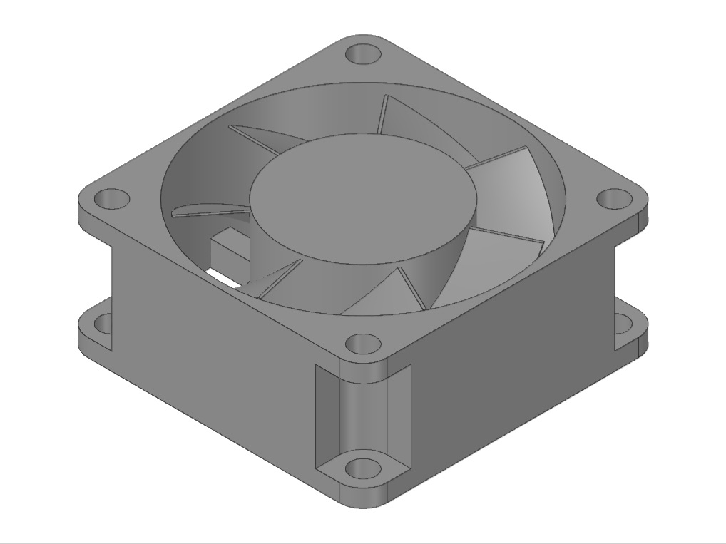 I dedicate this CAD model of a fan to CAD modelling fans everywhere. #engineering #sorrynotsorrypic.twitter.com/biyXNQBVPT