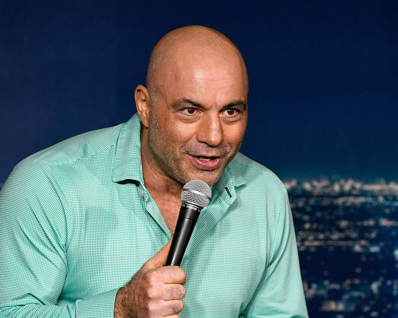 Spotify snags Joe Rogan's podcast as its latest exclusive