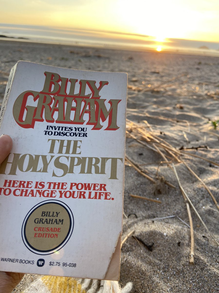 Sometimes the classics are classics for a reason. Thank you #BillyGraham.