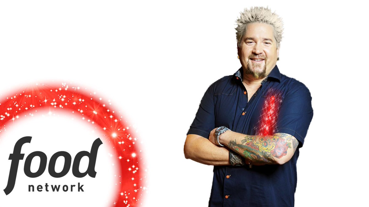 I'm Guy Fieri, and you're watching Food Network