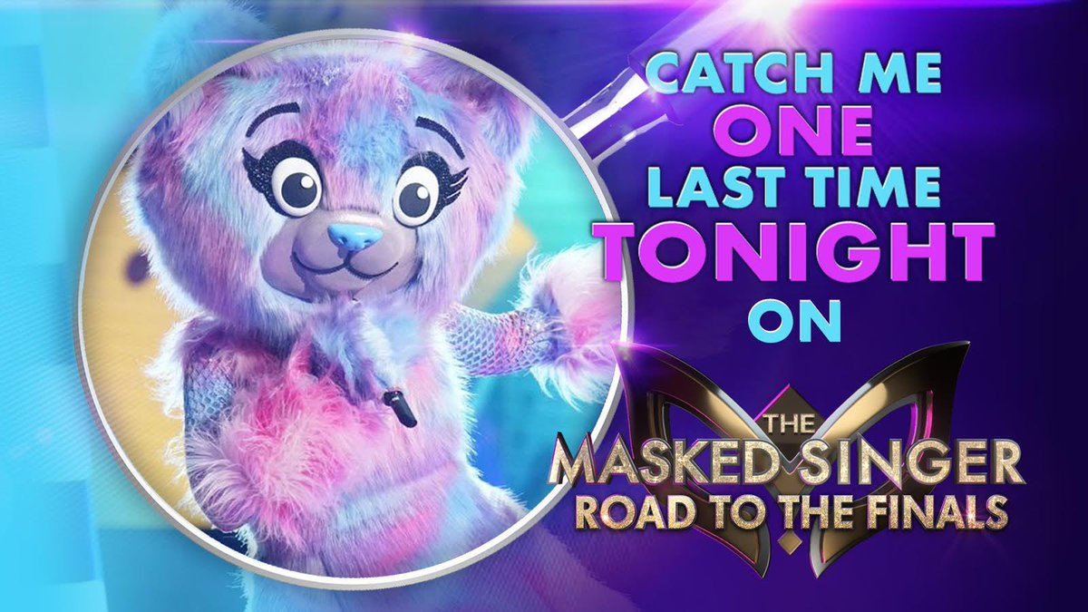 Tune in TONIGHT @MaskedSingerFox #TheMaskedSinger #RoadToTheFinals and then catch the finale and the Season 3 Winner crowned TOMORROW! https://t.co/CqvncUSjQz
