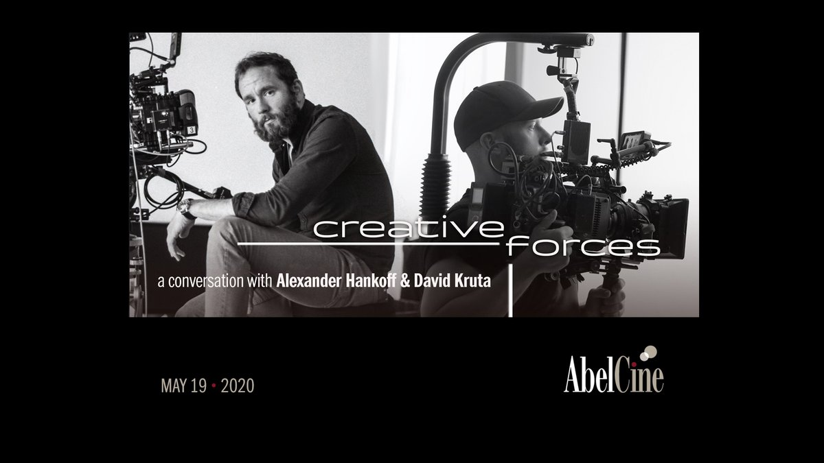 Join us LIVE on YouTube #CreativeForces Online with special guest cinematographers @hashtaghankoff & @dkruta  moderated by @jeffleephoto: http://youtu.be/AI071MVGzYQ | Sponsored by: @ARRIChannel @SonyCinepic.twitter.com/54y9vW4yW3
