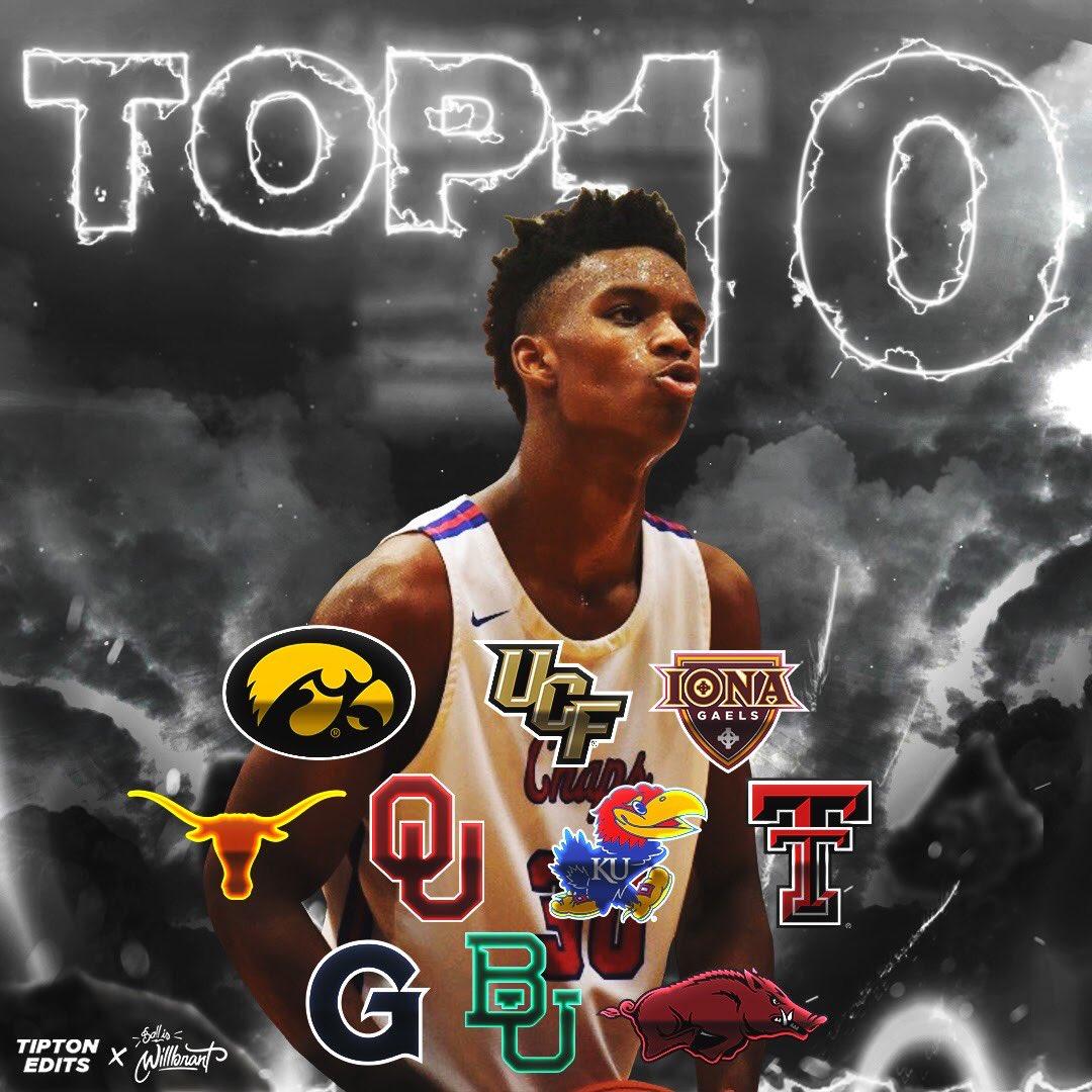 Top 10! @TiptonEdits