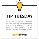 Image for the Tweet beginning: #TIPTuesday: You can set the