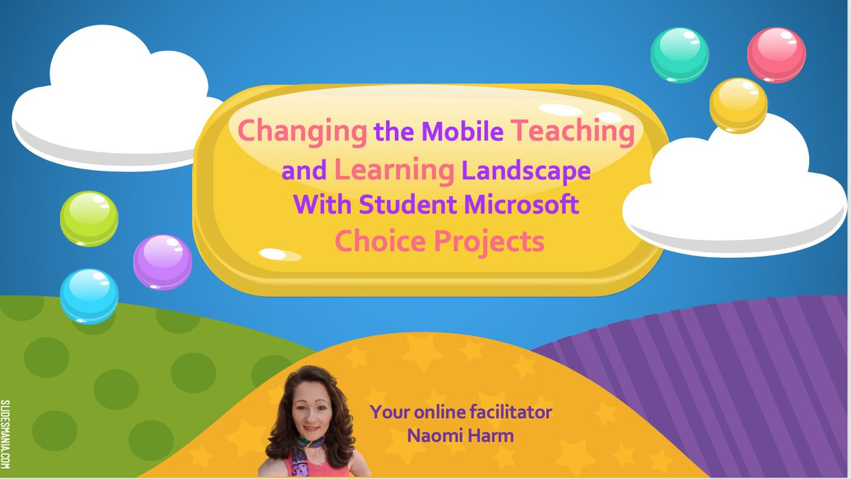 Join Changing the Mobile Teaching and Learning Landscape with Student Microsoft Choice Projects with Presenter: Naomi Harm Wednesday May 20 at 10:00AM PST join at cue.org/microsoft #MicrosoftEDU, #GETA #WeAreCUE #remotelearning #distanceLearning #STEM #makered
