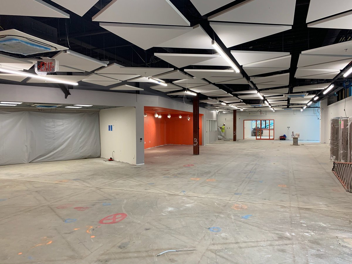 New <a target='_blank' href='http://twitter.com/DHMSLib'>@DHMSLib</a> library space gets an exciting ceiling! Next up is flooring and furniture!!   <a target='_blank' href='http://twitter.com/DHMiddleAPS'>@DHMiddleAPS</a> <a target='_blank' href='http://twitter.com/dhms_ptsa'>@dhms_ptsa</a> <a target='_blank' href='http://twitter.com/EllenSmithAPS'>@EllenSmithAPS</a> <a target='_blank' href='http://twitter.com/APSLibrarians'>@APSLibrarians</a> <a target='_blank' href='http://search.twitter.com/search?q=StratfordProject'><a target='_blank' href='https://twitter.com/hashtag/StratfordProject?src=hash'>#StratfordProject</a></a> <a target='_blank' href='https://t.co/ypaAS2LSqT'>https://t.co/ypaAS2LSqT</a>