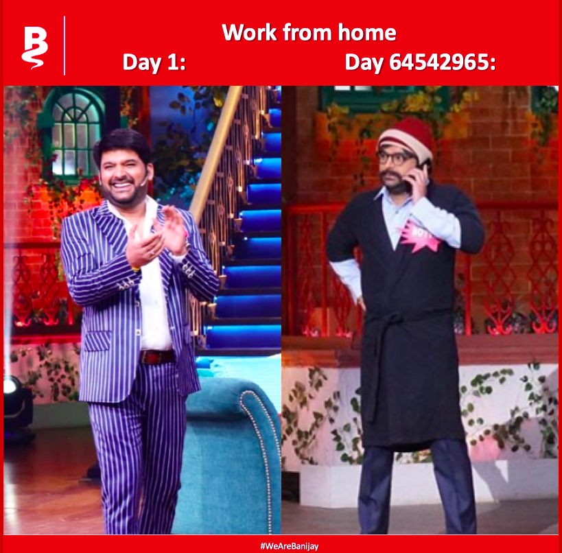 Is there such a thing as #RelatableWednesdays ? Now there is. @KapilSharmaK9 #TheKapilSharmaShow #WeAreBanijay<br>http://pic.twitter.com/66XVM7VVJR