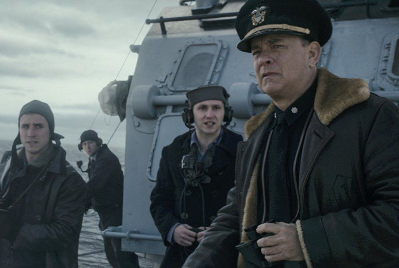 Apple TV Plus nabs Tom Hanks' new movie from Sony during global pandemic