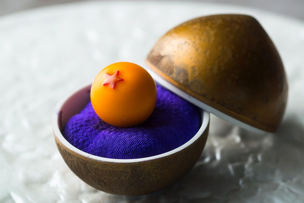 Ever eaten a Dragon Ball before? Yusuke Namai, the owner chef of Ode in Tokyo, has made one out of his creativity. Here's how he made his masterworks. Explore through his fascinating concept of the dish and restaurant.  https://buff.ly/3bKKqRz  #SAVORJAPAN #japanesefood  #Japanpic.twitter.com/PmtkU0BxcN