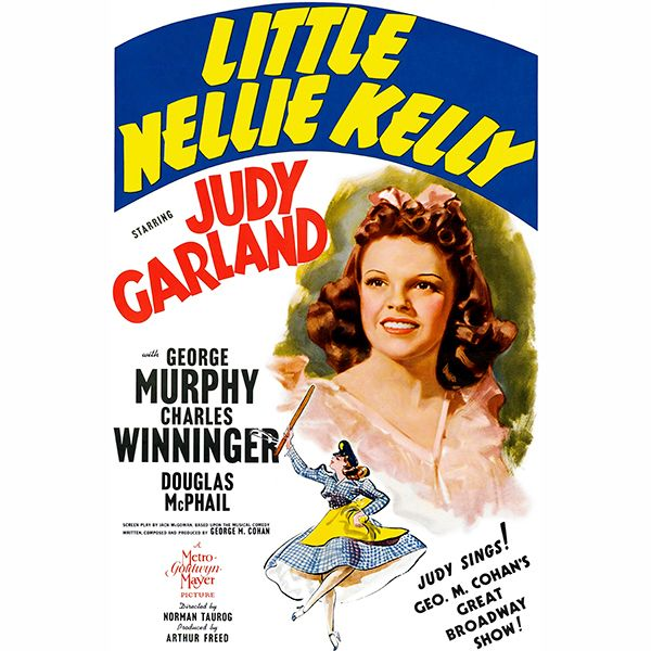 Little Nellie Kelly - 1940 - Movie Poster – Poster-Rama  Hurry! Buy this poster now at https://buff.ly/2Zf3mp9  #comedy #family #musical #childbirth #feud #family #disapproval #dysfunctional #family #NormanTaurog #JudyGarland #GeorgeMurphy #CharlesWinninger #posterramapic.twitter.com/Kyso0EH2ve