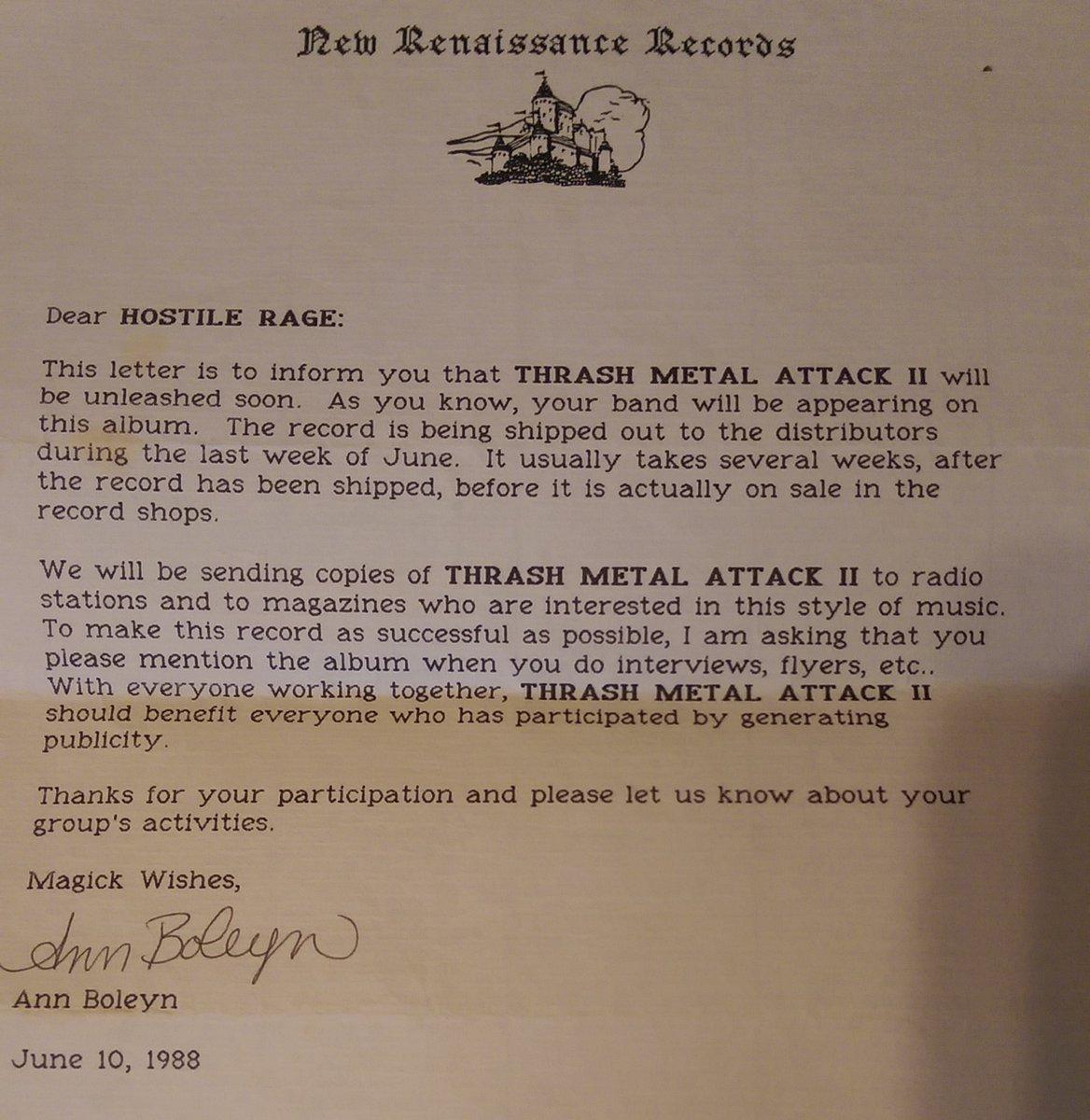 TBT mail..#heavymetalmusic #heavymetalband #newrennaissancerecords #metalforever #metalforcesmagazine #metalmusic #metalheadsofinstagram #metalband #metallicafan #thrash_metal #thrashmetalband #heavymetalgirl #aquarianmagazine #nj #newjersey #ramseynj #testamentfans #metalgirlpic.twitter.com/puNyrfWNPl