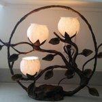 海外のサイトで見つけた素敵なランプ!