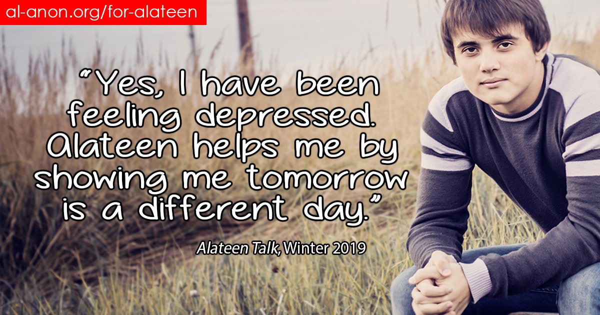 #Alateen is for teens who've bn affected by the #FamilyDisease of #alcoholism. Most groups are for teens 13-18 yrs old.  @ http://goo.gl/ysPKRQ #AlAnon #FamilyRecovery #COA #addiction #myrecovery #mystory #recoveryjourney #depressionhurts #raiseawarenesspic.twitter.com/LoN7KvqMaJ