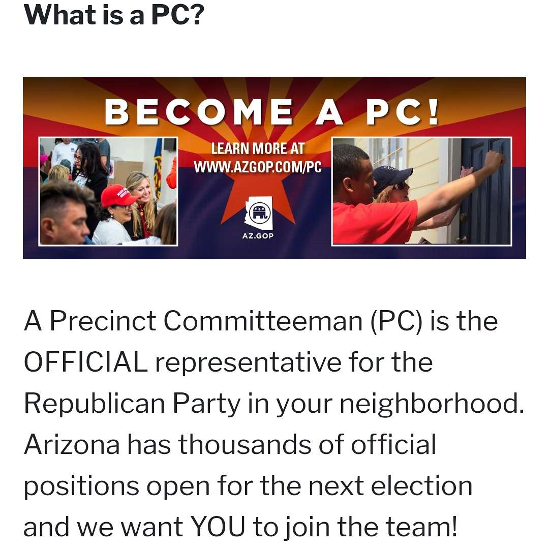PM me for details if you need them!! Due TONIGHT!  #becomeapc #azgop #precinctcommitteeperson #azpolitics #instapolitics #getinvolved #bootsontheground  #Qanon #WWG1WGA #santanvalley #pinalcounty #trumptrain#Trump2020pic.twitter.com/ifQd4S07Ma