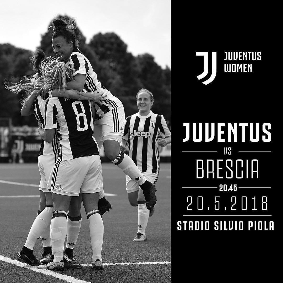 #onthisday part 1 | Pre ⚽️ #JuventusWomen MATCHDAY! 🆚 @BresciaCF  🏆 Serie A Femminile ⏰ 20.45 🏟 Silvio Piola 📲 #JuveBrescia 🏳🏴 #FinoAllaFine #ForzaJuve https://t.co/5mYHleRvMU