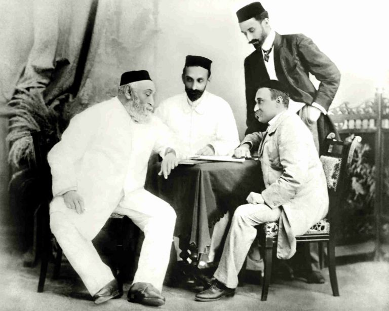 Did you know that JN Tatas sons, Dorab and Ratan, originally hoped that research at IISc would include work on tropical medicine? Read more about it in Connect:bit.ly/2zUpZEE (Photo courtesy: Tata Central Archives)