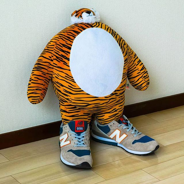 Twist is training for a half-marathon. He figures, if he wears bigger running shoes, he'll reach the finish line faster.