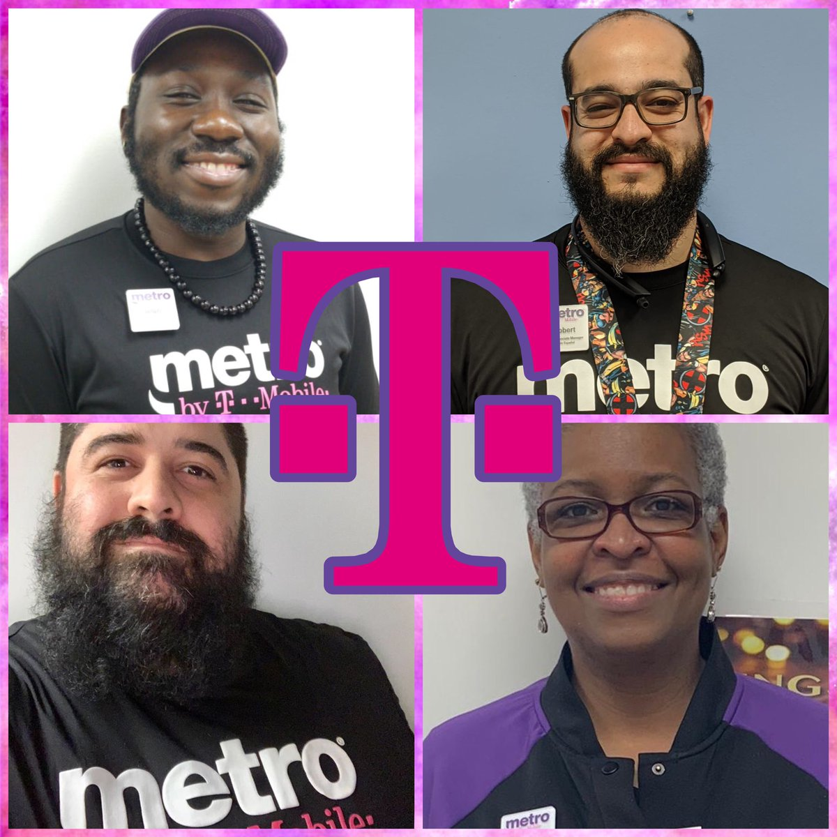 R stands for resilience in these Metro leader' 🧬. This special group of MbT pioneers are equipped with a resilient attitude and therefore accepted to react to #MURPLE change with a growth mindset. Time to rock #magenta 🙌 @JonFreier @mick4077 @RyanShiell @pattyc101 @greggunn850