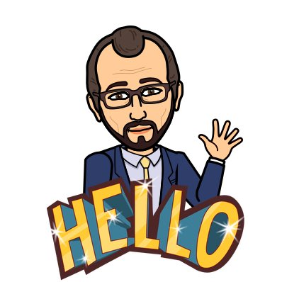 Rob from LI NY. Central Office Director of Art, ENL, Music, and World Languages #CultureED