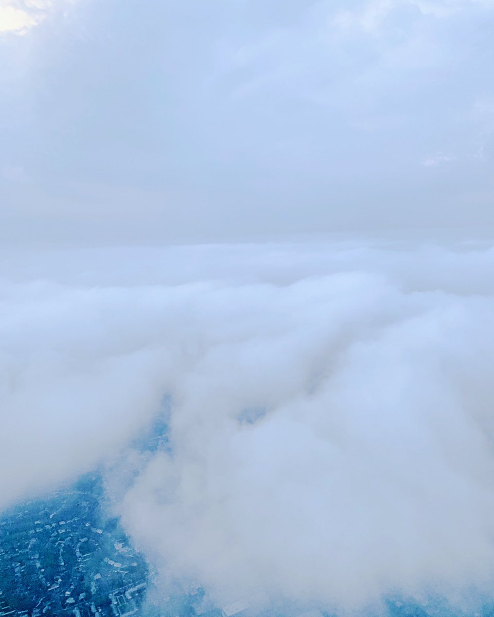 """Heaven and Earth were finished, down to the last detail."" Genesis 2:1 MSG  ________________________  #olusolaafolabi  #wordbygodimagebysozzy  #newyork #newyorker #newyork_ig #newyorkers #newyorkart #newyorkcity #newyorknewyork   #cloud #heaven #earth #Godpic.twitter.com/R0YowQTnJ5"