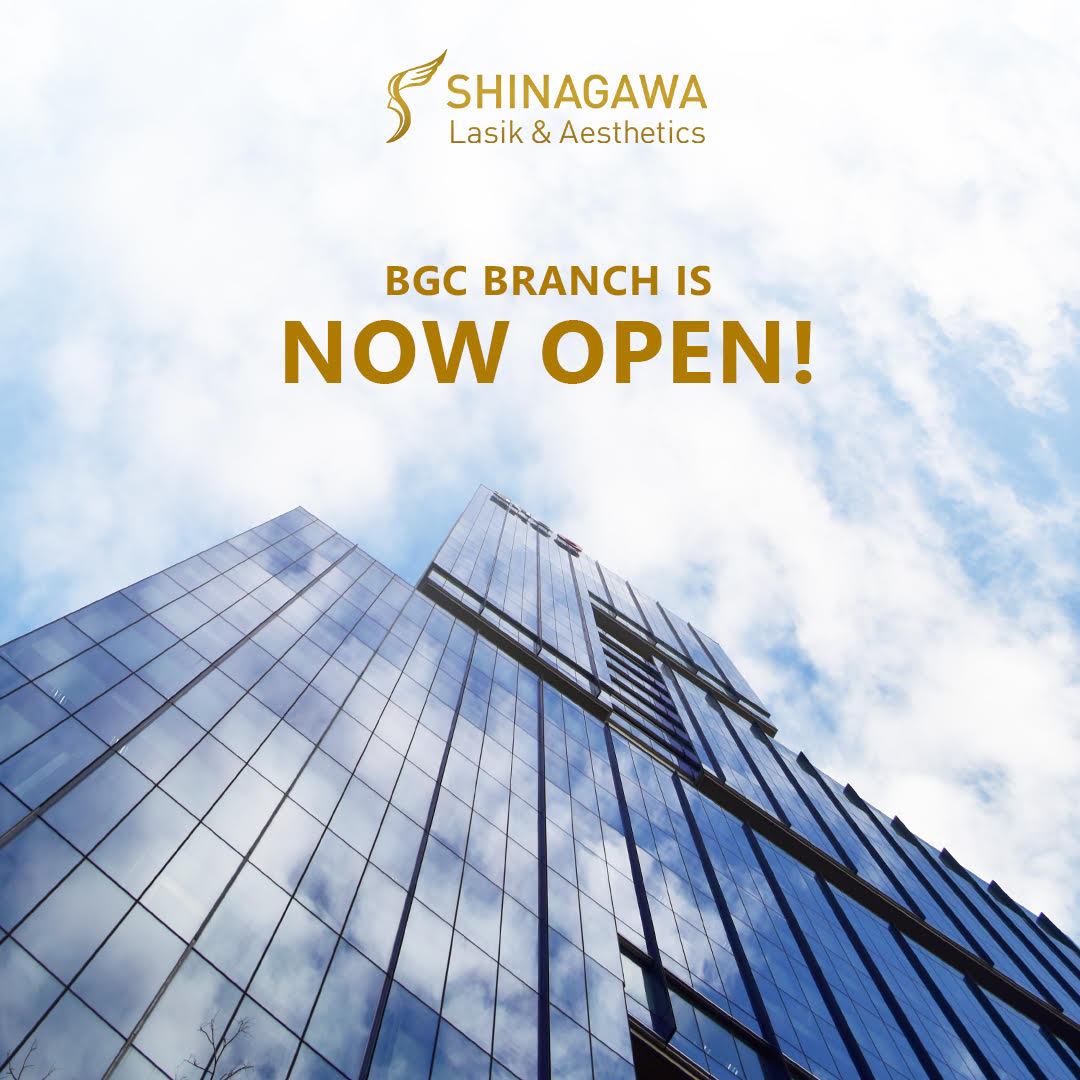 Our Premium Lasik and Cataract Center in BGC is now open to serve you! We are now accepting consultations, comprehensive eye screening, and post-LASIK check ups from 9 AM to 4 PM, Mondays to Saturdays. 📍 21F Ore Central building, 9th Avenue corner 31st street, BGC