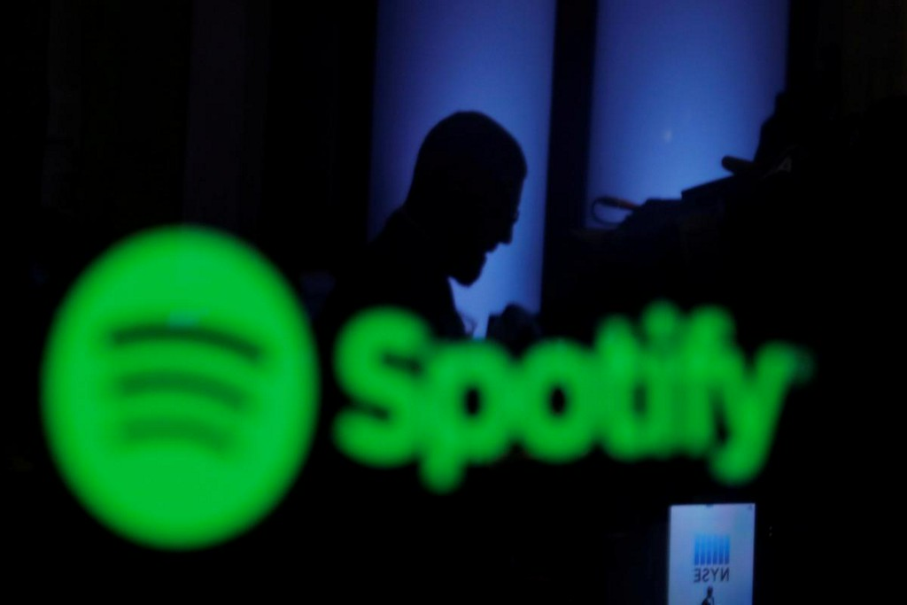 Spotify new home for Joe Rogan's podcast, shares jump