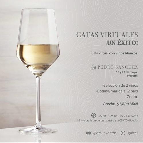 Nuestra empresa hace alianza con @dtailmx para llevar a cabo nuevamente la cata virtual!! Buena musica y produccion. #ItsWhatWeDo #catavirtual #vinos #sommelier #QuedateEnCasa #yocuidoamigentepic.twitter.com/o16ghCiC4N