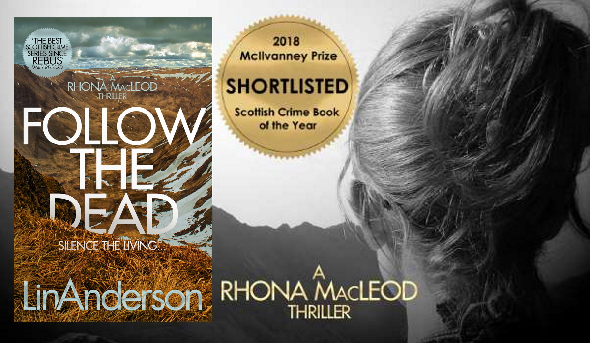 FOLLOW THE DEAD - Within the first few pages I was gripped and knew this was going to be a book I could not put down. Great holiday read  http:// viewBook.at/Follow     #Thriller #CSI #CrimeFiction #LinAnderson #BloodyScotland<br>http://pic.twitter.com/3kqxWpg2RD