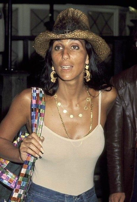 Happy Birthday to Cher who turns 74 today