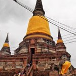 Image for the Tweet beginning: @?????????????? ???????????????????????????????????? ??23/06/13 #VirtualTour #VirtualThailand #temple #Ayutthaya