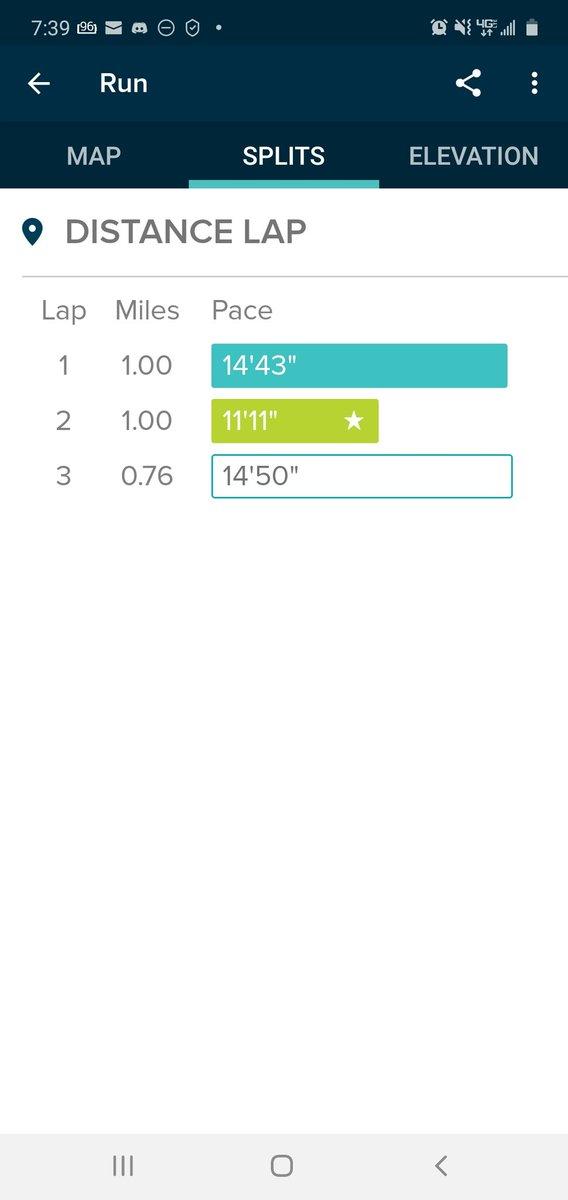 If anyone cares, I ran my first ever 11 minute mile today. I felt like dying but I did it.  #running #runner #runningwhilefat #c25k #plussizefitness #plussize #curvy #curvywoman #curvywomen #fitspo #fitnessmotivation #fitness #fit #curvyandfit pic.twitter.com/BpVDz1qEQ5