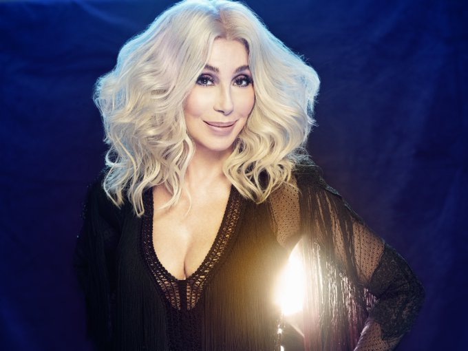 Happy Birthday to the DANCING QUEEN, CHER!  It really is a WOMAN\S WORLD!