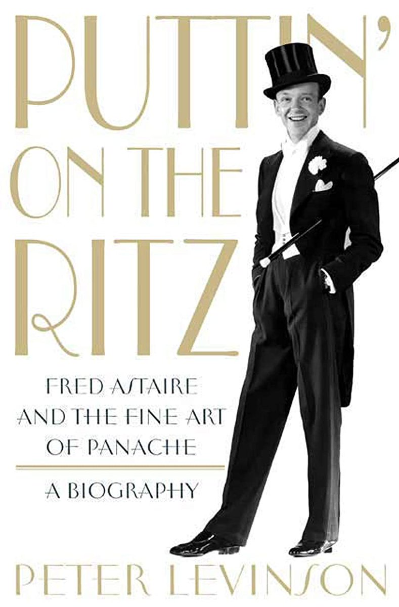 #Song for the #Moment  PUTTIN' ON THE RITZ  ...Fred Astaire pic.twitter.com/eRrt09MD2g