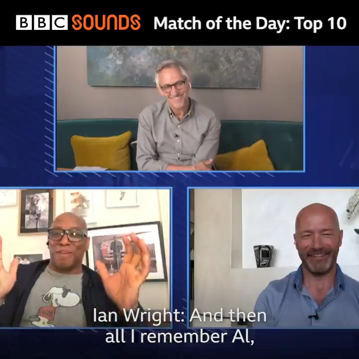 Whats the greatest FA Cup moment? @garylineker @ianwright0 @alanshearer decide in the new episode of #MOTDTop10 Download and subscribe via @bbcsounds 👉 bbc.in/2WKkW2B