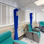 The new Same Day Emergency Care Unit at Royal Preston Hospital @LancsHospitals is now complete, doesn't it look great!   Well done to all involved @dgbuildersltd James Mercer Group and Ameon #NHS  https://t.co/s1FTMvQChN