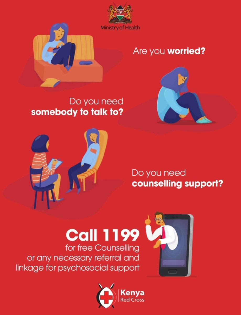 A lot has changed. And it is normal to feel angry or stressed because the uncertainty of the time we live in is peculiar. We are physically distant but socially close. Talk to us. Our counselors are available 24/7. Call 1199, we are #AlwaysThere #MentalHealthAwareness