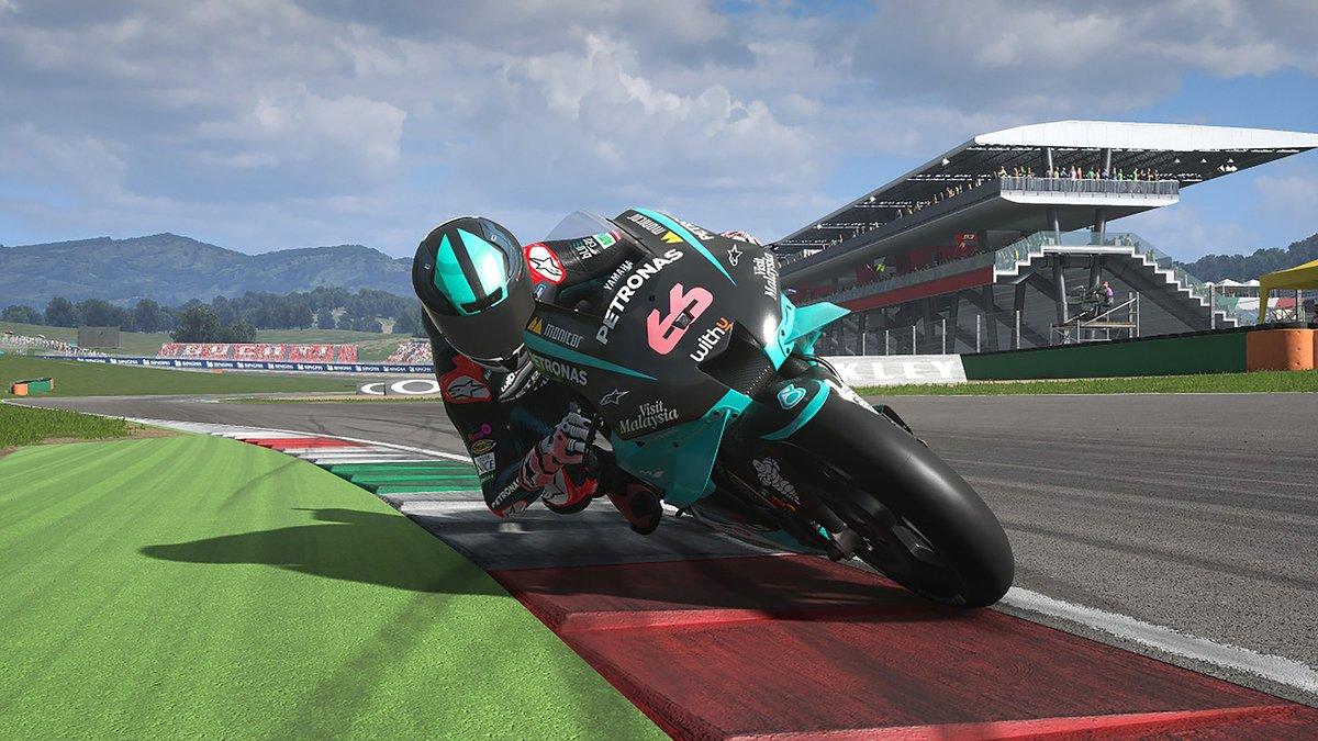 NEWS: PETRONAS Yamaha SRT announces MotoGP eSport entry with Muhammad Mulkana  Read more about us joining the MotoGP eSport Championship with Kana here: https://t.co/rF6lZd3nwm  #MotoGP | #PETRONASmotorsports | #SepangRacingTeam | https://t.co/gQgxP7JB9p